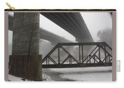 Gray Day Bridging Carry-all Pouch