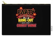 Great Dane Dog Party Carry-all Pouch
