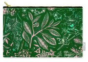 Green Composition Carry-all Pouch