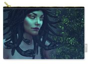 Green Eyed Medusa Carry-all Pouch