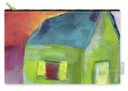 Green House- Art By Linda Woods Carry-all Pouch