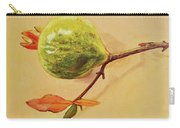 Green Pomegranate Carry-all Pouch