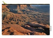 Green River Overlook Rim In Canyonlands Np Carry-all Pouch