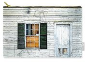 Green Shutters Carry-all Pouch by Kendall McKernon