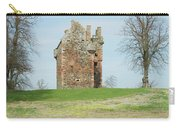 Greenknowe Tower Ruin Carry-all Pouch