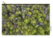 Grove Of Pines Aerial Carry-all Pouch
