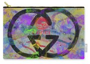 Gucci Logo Abstract Carry-all Pouch