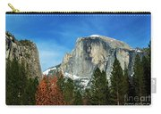 Half Dome, Yosemite National Park Carry-all Pouch