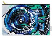 Half Smile Break The Ice Fish Carry-all Pouch