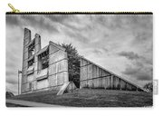 Halifax Explosion Memorial Bell Tower Bw Carry-all Pouch
