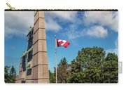 Halifax Explosion Memorial Bell Tower Carry-all Pouch
