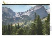 Hallett Peak Colorado Carry-all Pouch