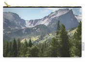 Hallett Peak Colorado Carry-all Pouch