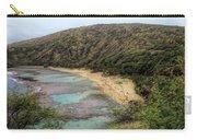 Hanauma Bay Beach Park Carry-all Pouch