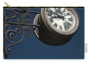 Hanging Clock Carry-all Pouch