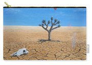 Happy Little Tree Carry-all Pouch by Kevin Daly