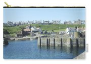 harbour at St. Abbs, Berwickshire Carry-all Pouch