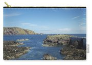 harbour entrance at St. Abbs, Berwickshire Carry-all Pouch