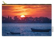 Harpswell Sunset Carry-all Pouch