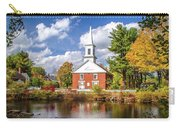 Harrisville, New Hampshire Church Carry-all Pouch