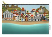 Hastings From The Sea Carry-all Pouch