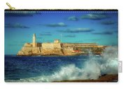 Havana's Morro Castle Carry-all Pouch
