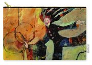 Having Fun Carry-all Pouch by Michelle Abrams