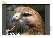 Hawks Mascot 2 Carry-all Pouch