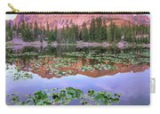 Hayden Peak And Butterfly Lake, Uinta Carry-all Pouch