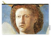 Head Of St. Michael Carry-all Pouch
