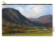 Helm Crag And Wythburn Fells Above Grasmere In The Lake District Carry-all Pouch