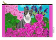 Hercules In The Garden Carry-all Pouch