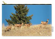 Herd Of Colorado Deer Carry-all Pouch