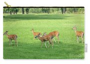 Herd Of Deer Carry-all Pouch