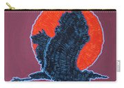 Heron's Journey Original Painting Carry-all Pouch
