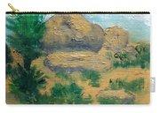 High Desert Rock Garden Carry-all Pouch