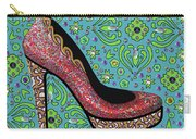 High Heel Party Carry-all Pouch