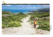 Hiking To Sandfly Bay New Zealand Carry-all Pouch