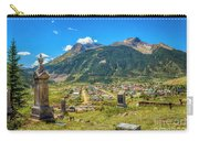 Hillside Cemetery Of Silverton Colorado Carry-all Pouch