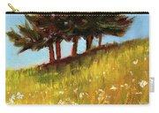 Hillside Evergreens Carry-all Pouch