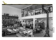 Hindsman General Store - Allensworth State Park - Black And White Carry-all Pouch
