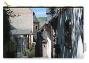 historic cobbled lane in Beilstein Germany Carry-all Pouch