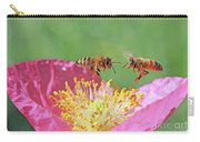 Honeybees Carry-all Pouch