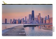 Hook Pier - North Avenue Beach - Chicago Carry-all Pouch