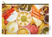 Hors D'oeuvre Carry-all Pouch
