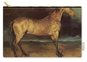 Horse In The Storm 1821 Carry-all Pouch