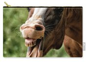 Horse Print 894 Carry-all Pouch