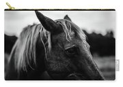 Horse Up-close Carry-all Pouch