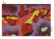 Hot Red Carry-all Pouch by Mark Jordan