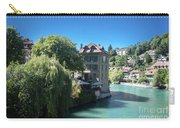 hot summer afternoon in Bern Carry-all Pouch